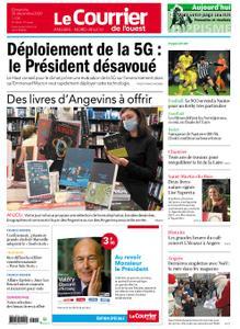 Le Courrier de l'Ouest Angers – 20 décembre 2020