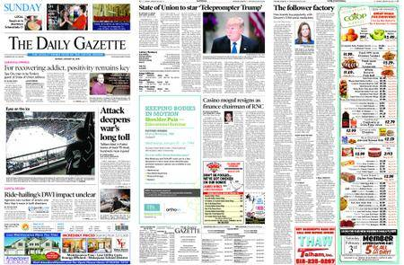 The Daily Gazette – January 28, 2018