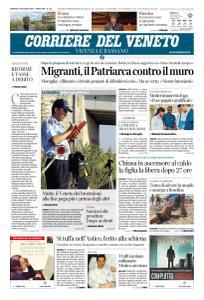 Corriere del Veneto Vicenza e Bassano - 30 Giugno 2019