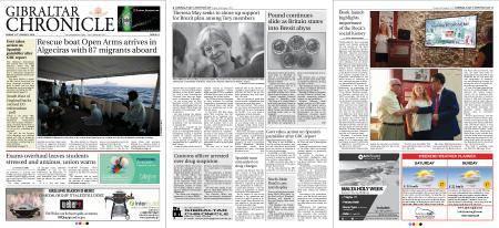 Gibraltar Chronicle – 10 August 2018