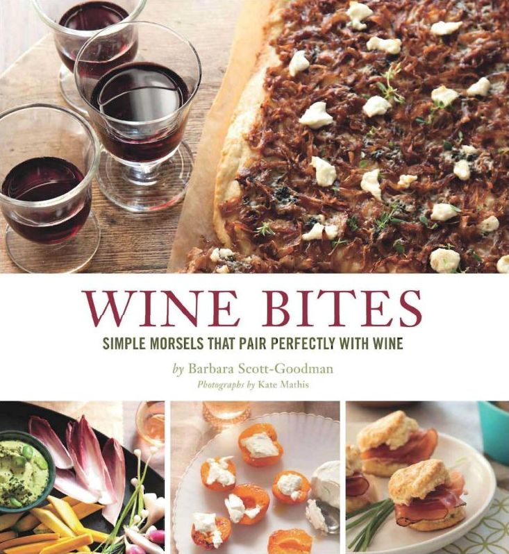 Wine Bites: 64 Simple Nibbles That Pair Perfectly with Wine (repost)
