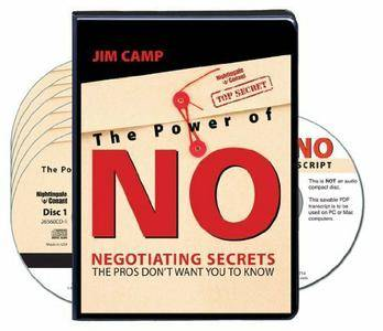 Jim Camp - Start with NO...The Negotiating Tools that the Pros Don't Want You to Know [Audiobook]