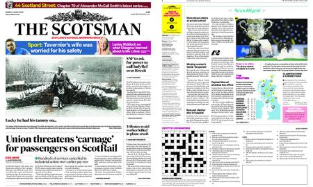 The Scotsman – March 11, 2019