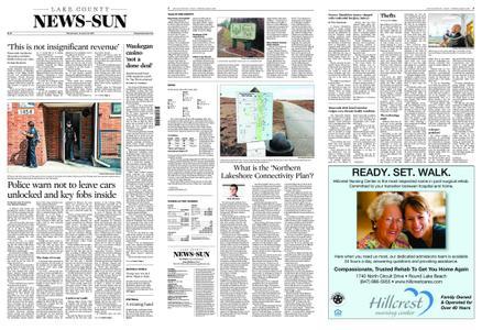 Lake County News-Sun – August 21, 2019