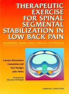 Therapeutic Exercises for Spinal Segmental Stabilization in Low Back Pain: Scientific Basis and Clinical Approach
