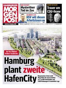 Hamburger Morgenpost - 13. September 2017