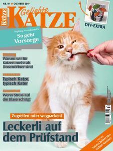 Geliebte Katze – September 2019