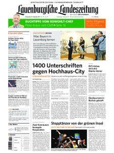 Lauenburgische Landeszeitung - 21. Dezember 2017