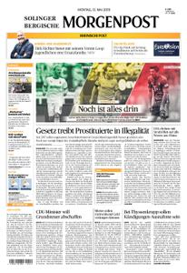 Solinger Morgenpost – 13. Mai 2019