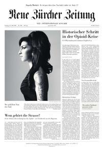 Neue Zürcher Zeitung International - 23 Juli 2021