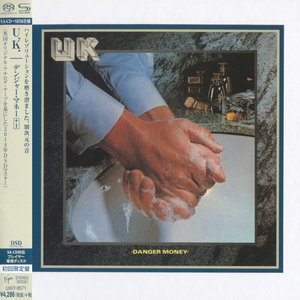 U.K. - Danger Money (1979) [Japanese Limited SHM-SACD 2014] PS3 ISO + Hi-Res FLAC
