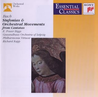 Bach - Sinfonias & Orchestral Movements From Cantatas