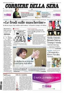 Corriere della Sera – 16 settembre 2020