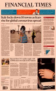 Financial Times UK – 24 February 2020