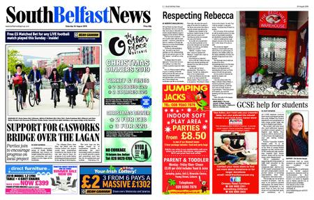 South Belfast News – August 22, 2019