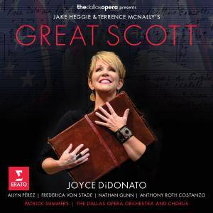 Joyce DiDonato, Dallas Opera Orchestra & Patrick Summers - Heggie: Great Scott (2018) [Official Digital Download 24/96]
