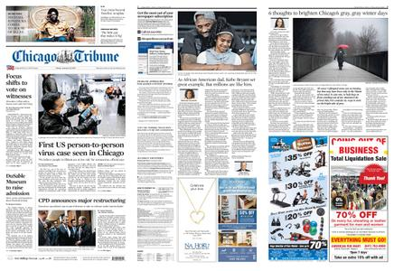 Chicago Tribune – January 31, 2020