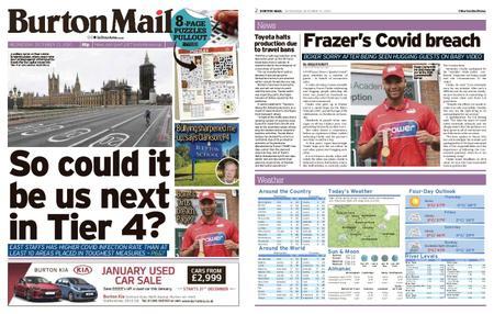 Burton Mail – December 23, 2020