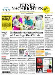Peiner Nachrichten - 11. Oktober 2017