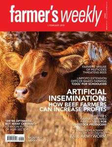 Farmer's Weekly - 01 February 2019
