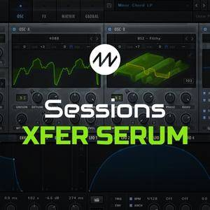 Dance Music Production - Sessions: Xfer Serum (2017)