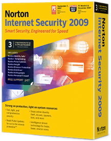 Norton 2009 Internet Security 16.7.2.10