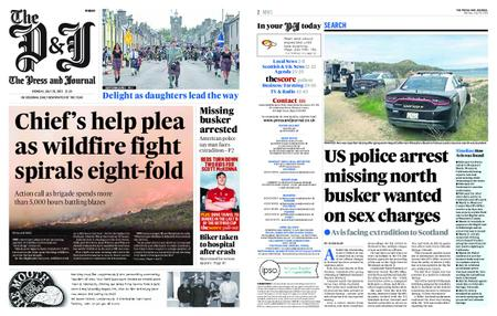 The Press and Journal Moray – July 29, 2019