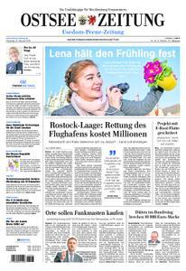 Ostsee Zeitung Wolgast - 19. Februar 2019