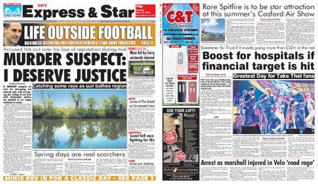 Express and Star City Edition – May 14, 2019