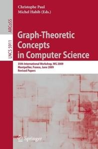 Graph-Theoretic Concepts in Computer Science (Repost)