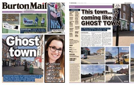 Burton Mail – April 13, 2020