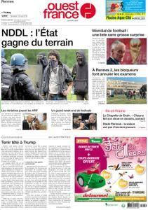 Ouest France Rennes - Vendredi 18 mai 2018