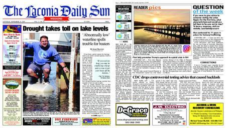 The Laconia Daily Sun – September 19, 2020