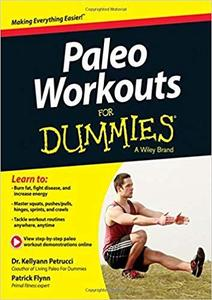 Paleo Workouts For Dummies [Repost]
