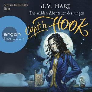 J. V. Hart - Die wilden Abenteuer des jungen Capt'n Hook