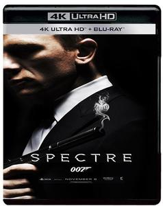 Spectre (2015) [4K, Ultra HD]