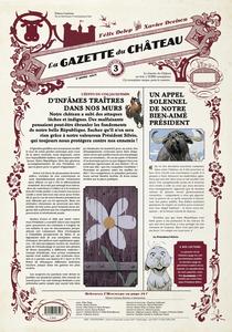 Le Château des Animaux - La Gazette du Château - Tome 3