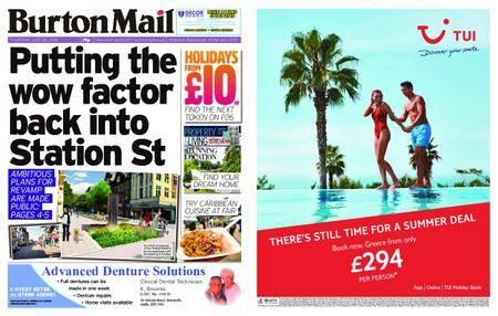 Burton Mail – July 26, 2018