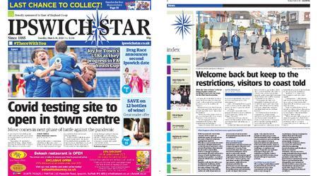 Ipswich Star – March 30, 2021