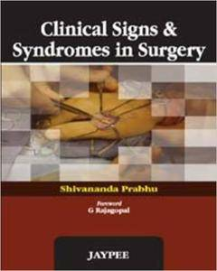Clinical Signs and Syndromes in Surgery (repost)