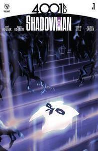 4001 A.D. - Shadowman 001 (2016)