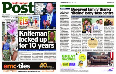 Nottingham Post – April 05, 2019