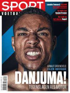 Sport Voetbal Magazine - 29 Augustus 2018