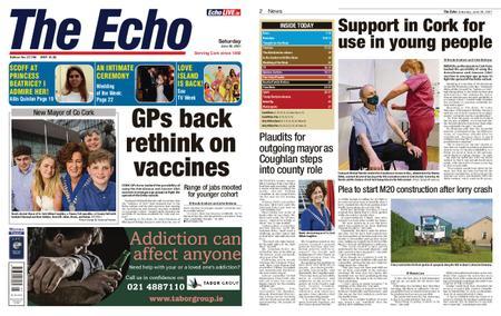 Evening Echo – June 26, 2021