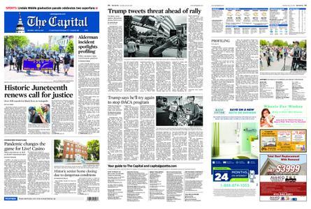 The Capital – June 20, 2020