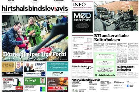 Hirtshals Bindslev Avis – 13. november 2019