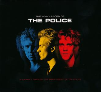 VA - The Many Faces Of The Police: A Journey Through The Inner World Of The Police (2017) {3CD Box Set}