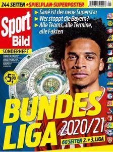 Sport Bild Sonderheft - 19 August 2020