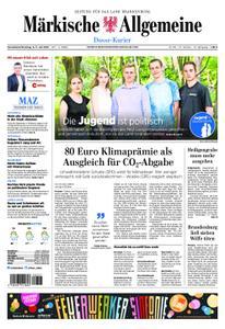 Märkische Allgemeine Dosse Kurier - 06. Juli 2019
