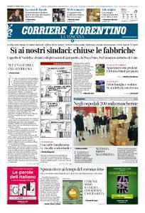 Corriere Fiorentino La Toscana – 22 marzo 2020